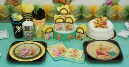 Baby Pooh & Friends Party Supplies