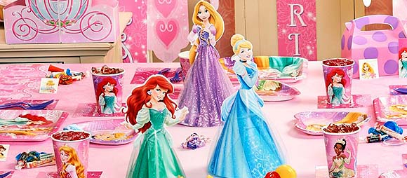 Disney Very Important Princess Party Supplies
