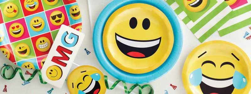 Emojions Party Supplies