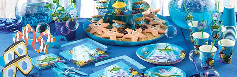 Ocean Party Supplies