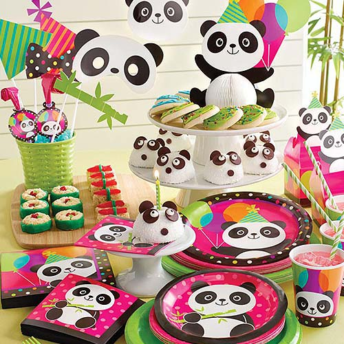 Panda-monium Party Supplies