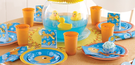 Rubber Ducky Party Supplies
