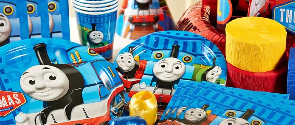 Thomas & Friends Party Supplies
